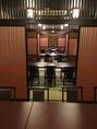 広々座敷は、各種宴会対応可能です!座敷をつなげれば、最大100名までの大宴会も可能です。