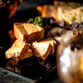 料理メニュー写真仙台味噌漬けの燻製カマンベール