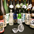 新潟の地酒は約20種ご用意♪季節ごとにピックアップ日本酒も販売しております!うまいお酒とともにこだわりの海鮮料理をお楽しみください。