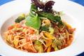 料理メニュー写真野菜のトマト