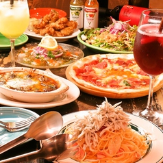 イタリアン酒場 TAKEYA 霞ヶ関店のコース写真