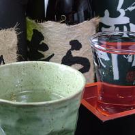 本格焼酎と厳選日本酒!