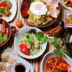 アジアな季節のおすすめ料理1