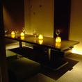 しっとりいい雰囲気な合コンにおすすめの個室