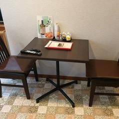 2階 テーブル席その3