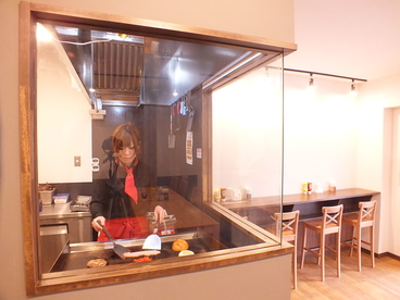 T.K.Burgers Cafeの雰囲気1