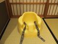 【バンボ】 掘りごたつ個室に♪ 座布団のご用意もございます。