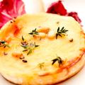 料理メニュー写真カマンベールチーズの蜂蜜焼き