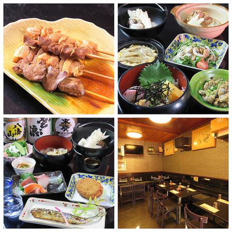 季節の料理で、旬を味わう和風居酒屋!
