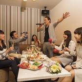 オリエンタルホテル東京ベイ カラオケルーム フェスタの詳細