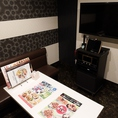 2F【Room 213】雰囲気の良い人気のお部屋です。※6名様のお部屋です。