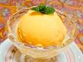 料理メニュー写真マンゴーアイス