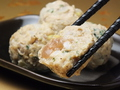 料理メニュー写真千寿玉(3個)