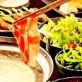 料理メニュー写真◆京だししゃぶしゃぶ