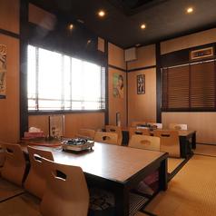 韓国家庭料理 オモニソンの雰囲気2