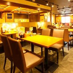 立川駅3分とアクセス便利!少人数での飲み会から、大人数でのご宴会まで、幅広くシーンに合わせてご利用頂けます!