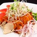 料理メニュー写真Salad棒棒鶏