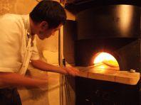 【絶品】350℃の石窯PIZZA