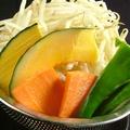 料理メニュー写真追加野菜