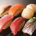 料理メニュー写真上寿司盛