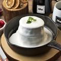 料理メニュー写真北海道ミルクキャップパンケーキ