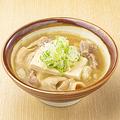 料理メニュー写真もつ煮豆腐