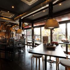 韓国家庭料理 オモニソンの雰囲気3