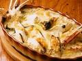 料理メニュー写真カニ味噌グラタン