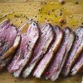料理メニュー写真57℃で調理した合鴨ロース