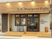 T.K.Burgers Cafeの雰囲気3