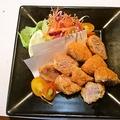 料理メニュー写真三元豚のヘレカツ