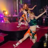 【カウンター席】本格的なお酒と至高のエンターテインメントで大人のデートや女性同士にもオススメ!