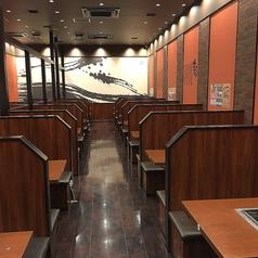 お好み焼きは ここやねん 阪急茨木駅前店の雰囲気1
