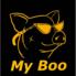 MyBooのロゴ