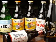伝統のベルギービール