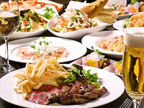落ち着いて料理とお酒を楽しめる大人の空間。自慢の御宴会コースもぜひご利用下さい♪