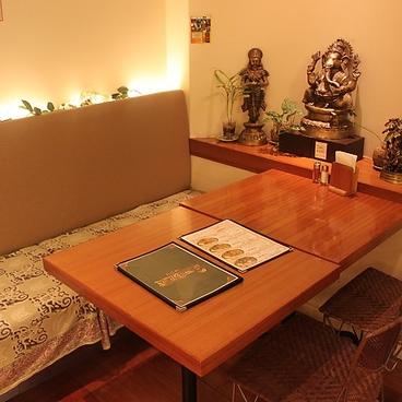 DELHI'S KITCHEN&CURRY デリーズ キッチン&カリー 新宿店の雰囲気1