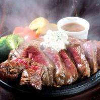 アメリカ産アンガス牛1ポンドステーキを立川で楽しむ!