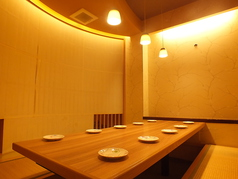 個室居酒屋 海翔 ウミカケル はなれプレミアム 明石駅前店の雰囲気1