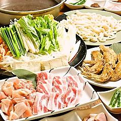 ちゃんこ江戸沢 相撲茶屋 藤枝店のコース写真