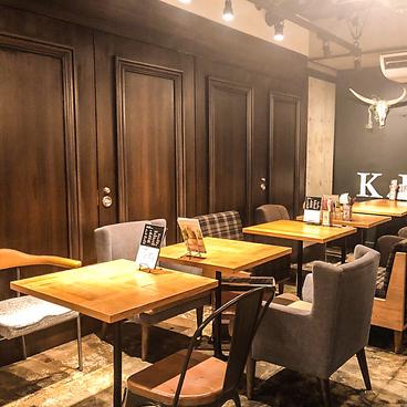 肉が旨いカフェ NICK STOCK 渋谷道玄坂の雰囲気1
