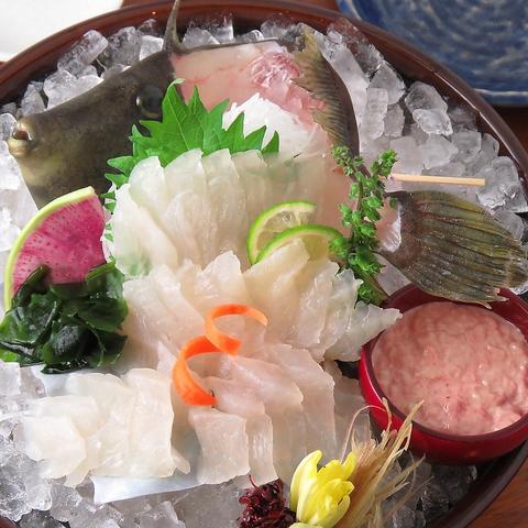 旬の魚牡蠣と日本酒バー 個室炉端ゆるり
