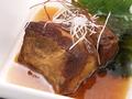 料理メニュー写真ラフテー(沖縄の豚角煮)