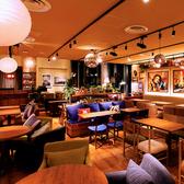 瓦 kawara CAFE&DINING FORWARD 福岡PARCO店の雰囲気2