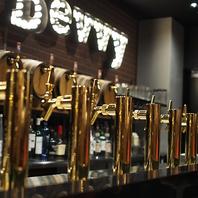 クラフトビールを味わえるお店です