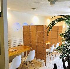 ■HAWAII■ お洒落な海辺のCafeをイメージした空間です。