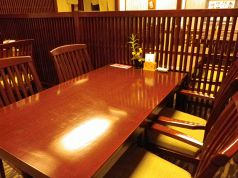 富山第一ホテル 日本料理 松川の雰囲気2