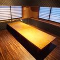 2階席は、通常時はお座敷席としてもご利用可能です。