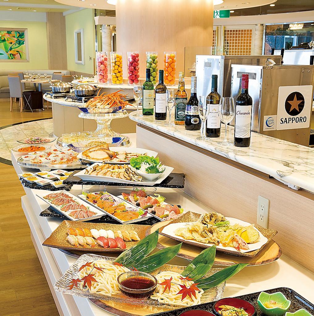 京王プラザホテル八王子 レストラン〈ル クレール〉|店舗イメージ4