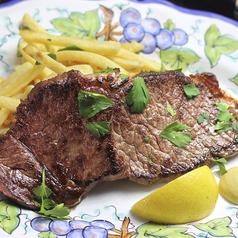 Bistecca Beef steak ぶどう牛のビステッカ  200g